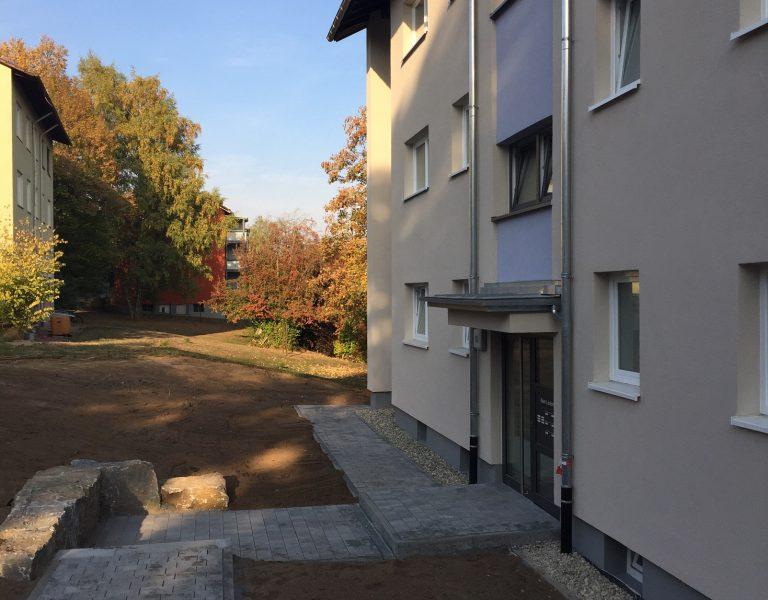 Sanierung Lindenhain